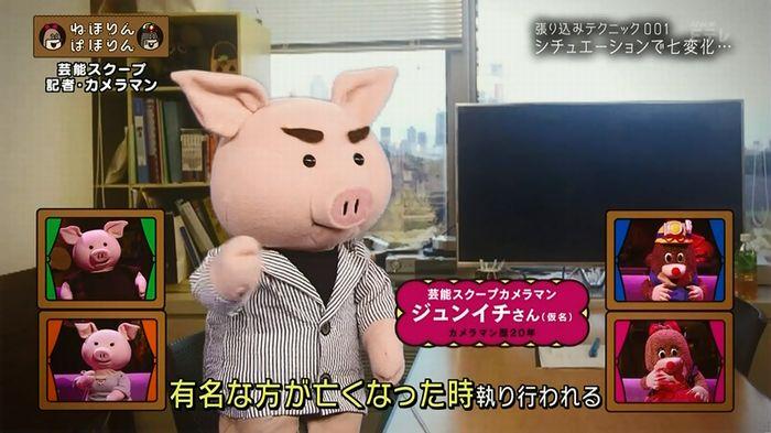 ねほりん 芸能スクープ回のキャプ157