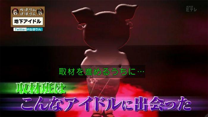 ねほりん 地下アイドル後編のキャプ38