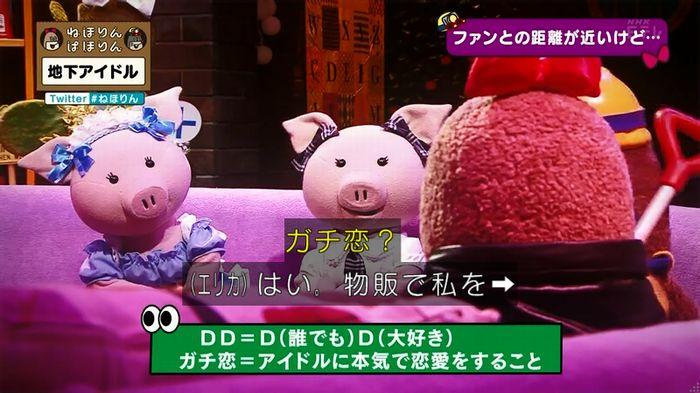 ねほりん 地下アイドル後編のキャプ110