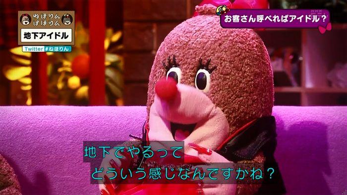 ねほりん 地下アイドル回のキャプ259