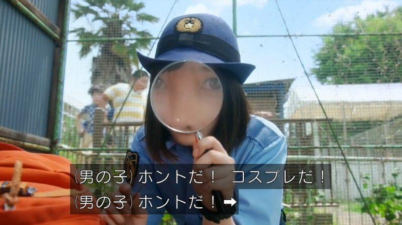 いきもの係 4話のキャプ331