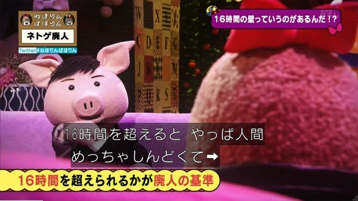 ねほりんネトゲ廃人のキャプ201