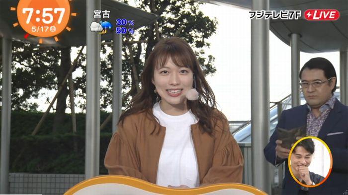 めざましTVのキャプ6