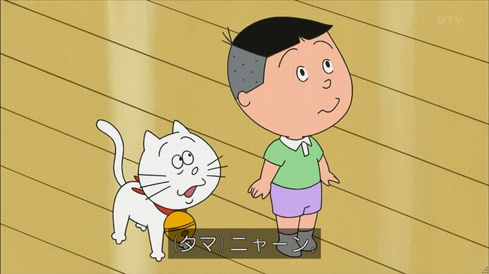 サザエさん堀川君のキャプ10