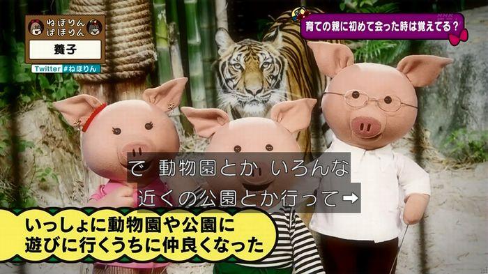ねほりん 養子回のキャプ59