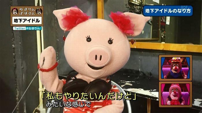ねほりん 地下アイドル回のキャプ199