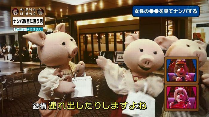 ねほりん ナンパ回のキャプ204