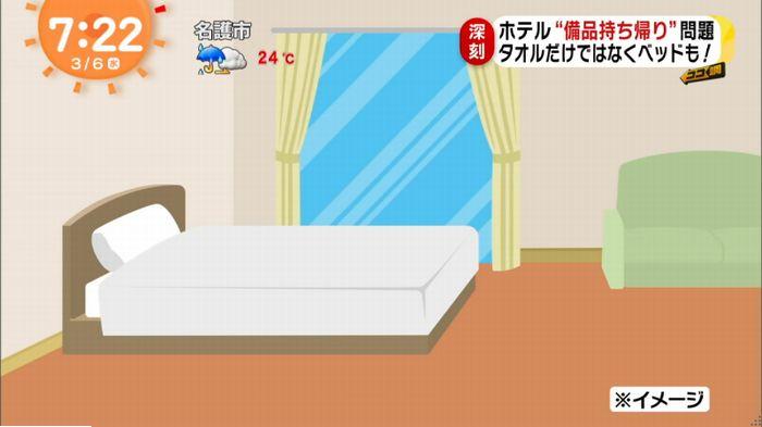 めざましTVのキャプ10