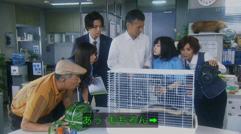 いきもの係 4話のキャプ114