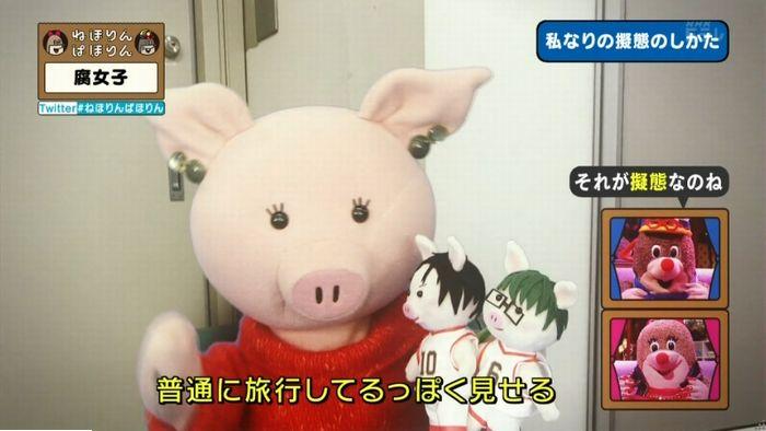 ねほりん腐女子回のキャプ339