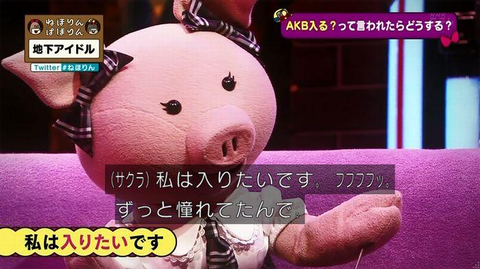 ねほりん 地下アイドル後編のキャプ482