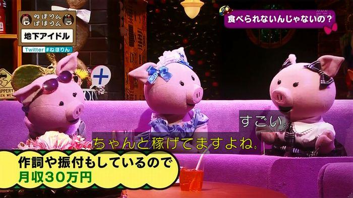 ねほりん 地下アイドル回のキャプ119