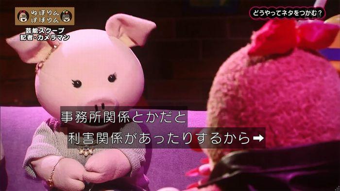 ねほりん 芸能スクープ回のキャプ47