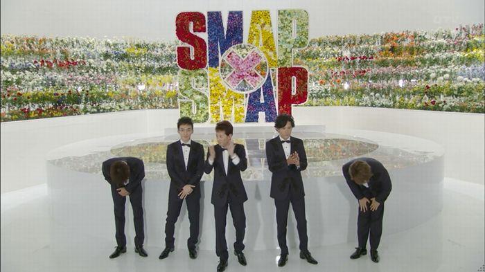 SMAP×SMAP最終回のキャプ309