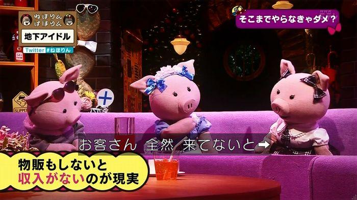 ねほりん 地下アイドル回のキャプ510