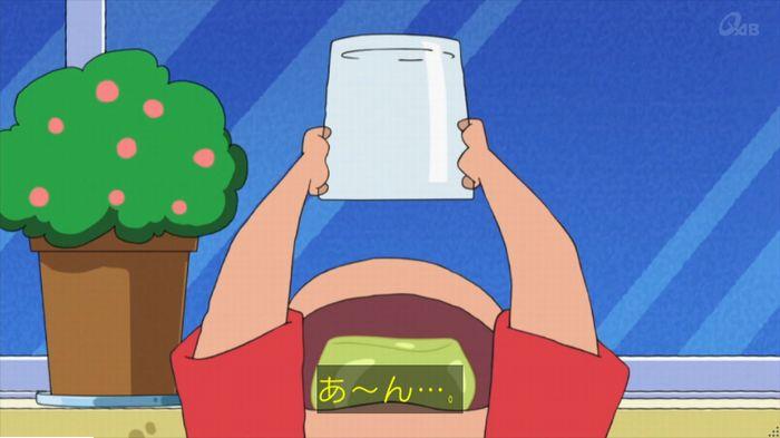 クレヨンしんちゃんのキャプ33