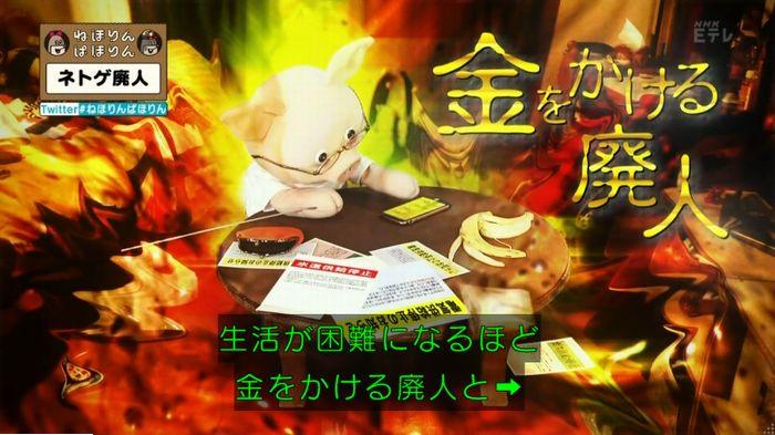 ねほりんネトゲ廃人のキャプ57
