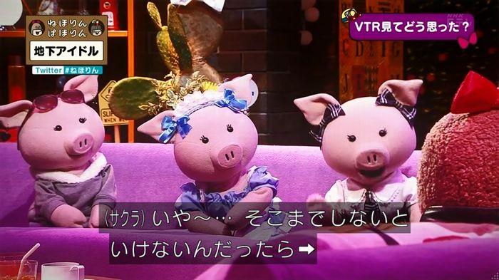 ねほりん 地下アイドル後編のキャプ54