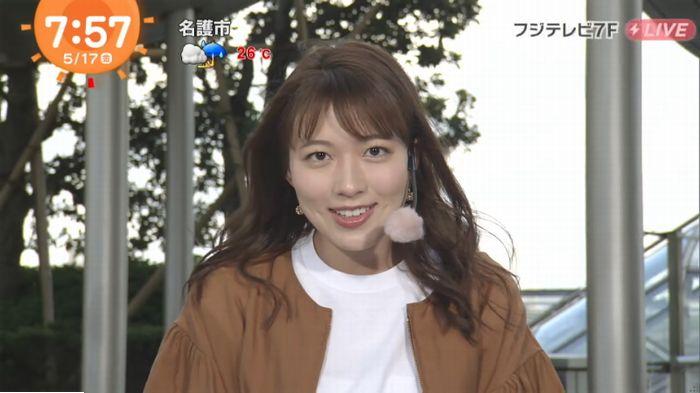 めざましTVのキャプ1