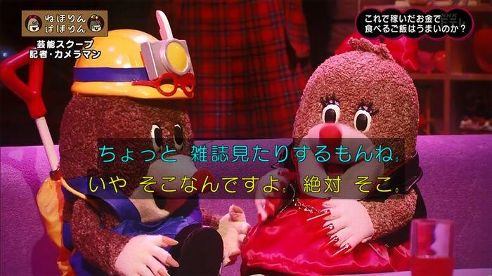 ねほりん 芸能スクープ回のキャプ390