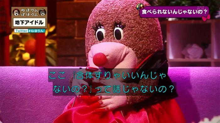 ねほりん 地下アイドル回のキャプ120
