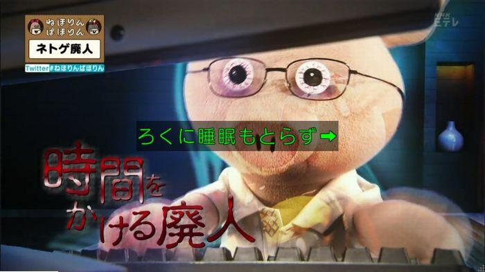 ねほりんネトゲ廃人のキャプ58