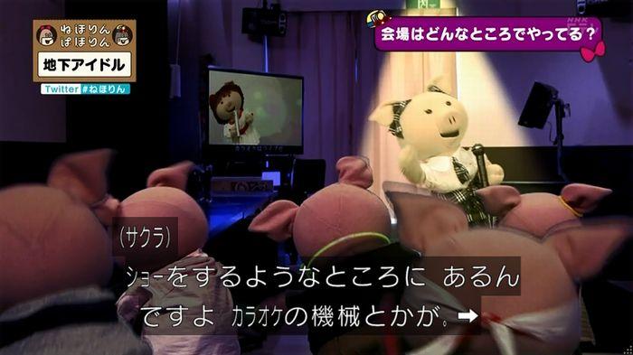 ねほりん 地下アイドル回のキャプ73