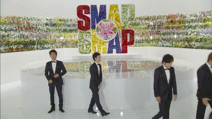 SMAP×SMAP最終回のキャプ311