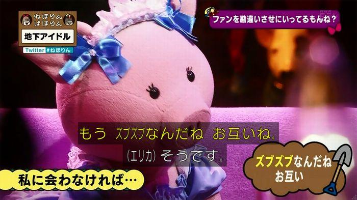 ねほりん 地下アイドル後編のキャプ254