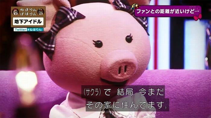 ねほりん 地下アイドル後編のキャプ193
