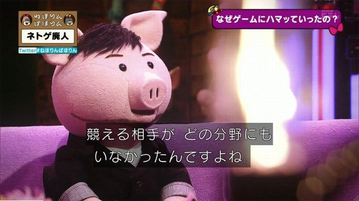 ねほりんネトゲ廃人のキャプ287