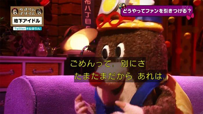 ねほりん 地下アイドル回のキャプ456