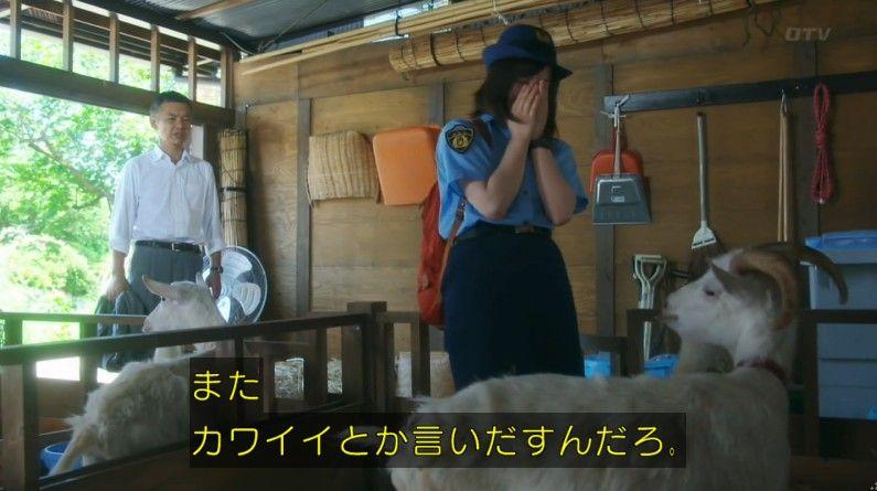 いきもの係 4話のキャプ237