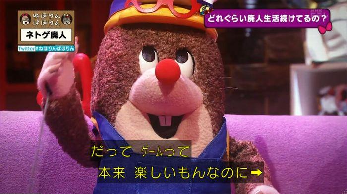 ねほりんネトゲ廃人のキャプ254