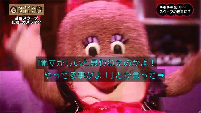 ねほりん 芸能スクープ回のキャプ266