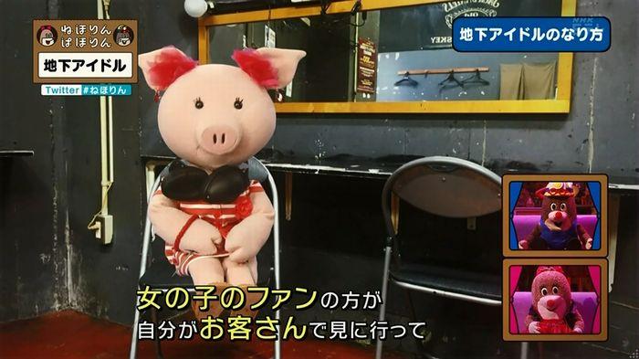 ねほりん 地下アイドル回のキャプ198