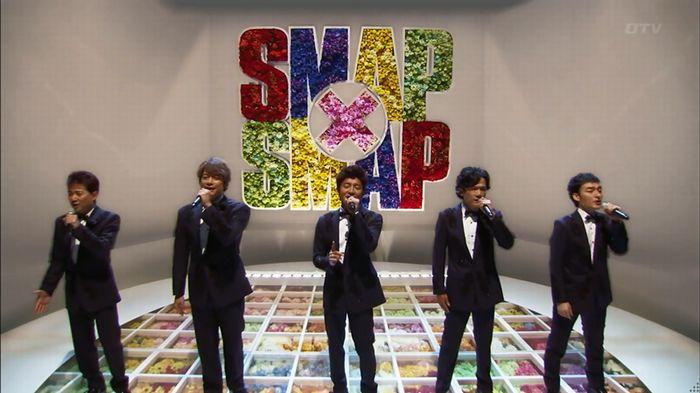 SMAP×SMAP最終回のキャプ112