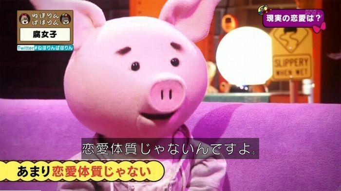 ねほりん腐女子回のキャプ454
