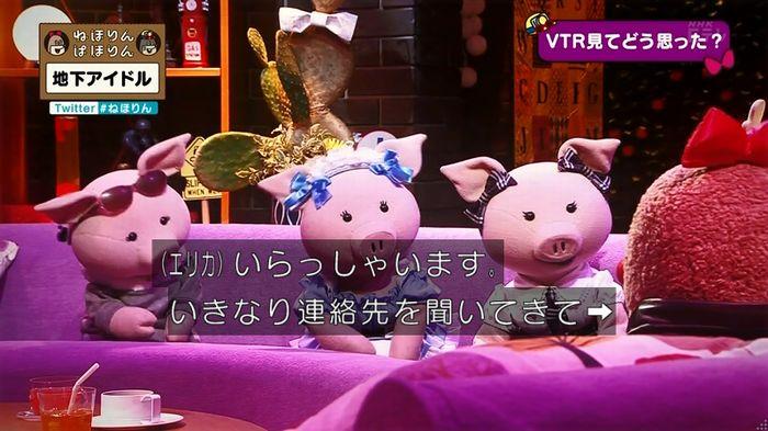 ねほりん 地下アイドル後編のキャプ74