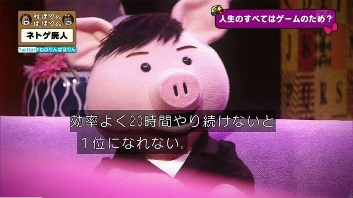 ねほりんネトゲ廃人のキャプ144
