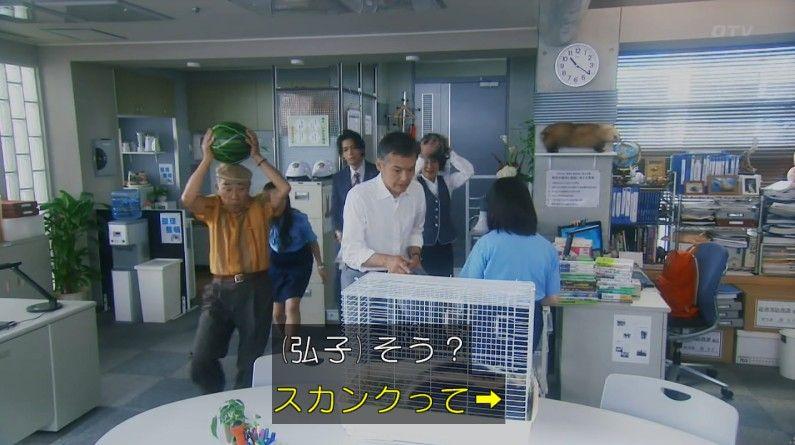 いきもの係 4話のキャプ104