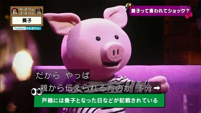 ねほりん 養子回のキャプ106