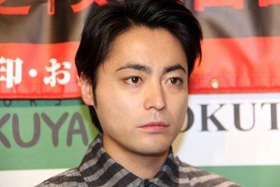 山田孝之さん、主演生放送番組で...