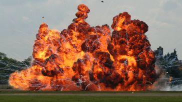 中国で地面が爆発 : オレ的ゲー...