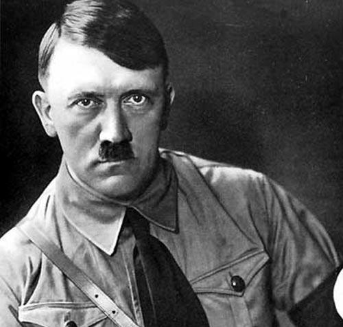 ヒトラーの先祖はユダヤ人だった...