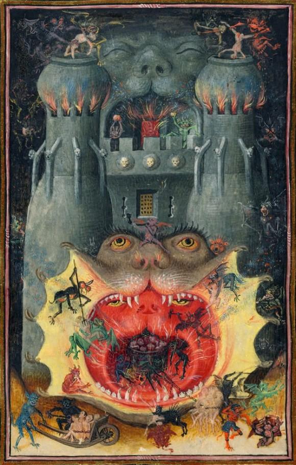 悪魔の絵画キャサリンの時間
