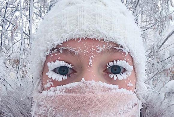 大寒波っていうけどロシアに比べ...