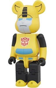 BE@RBRICK × TRANSFORMERS BUMBLEBEE